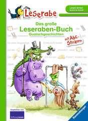 Das große Leseraben-Buch - Quatschgeschichten - Bild 1 - Klicken zum Vergößern