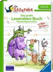 Das große Leseraben-Buch - Quatschgeschichten - Bild 2 - Klicken zum Vergößern