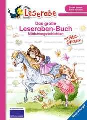 Das große Leseraben-Buch - Mädchengeschichten - Bild 1 - Klicken zum Vergößern