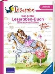 Das große Leseraben-Buch - Mädchengeschichten - Bild 2 - Klicken zum Vergößern