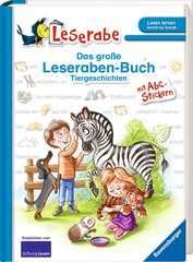 Das große Leseraben-Buch - Tiergeschichten - Bild 2 - Klicken zum Vergößern
