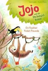Jojo und die Dschungelbande, Band 1: Ein Faultier findet Freunde - Bild 1 - Klicken zum Vergößern