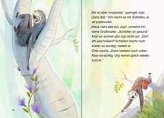 Jojo und die Dschungelbande, Band 1: Ein Faultier findet Freunde - Bild 4 - Klicken zum Vergößern