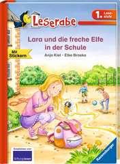Lara und die freche Elfe in der Schule - Bild 2 - Klicken zum Vergößern