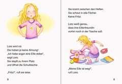 Lara und die freche Elfe in der Schule - Bild 8 - Klicken zum Vergößern