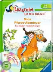 Mias Pferde-Abenteuer - Bild 2 - Klicken zum Vergößern