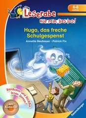 Hugo, das freche Schulgespenst - Bild 1 - Klicken zum Vergößern