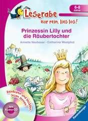 Prinzessin Lilly und die Räubertochter - Bild 1 - Klicken zum Vergößern