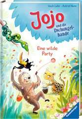 Jojo and the Rainforest Brigade (Vol. 3): A Wild Party - image 2 - Click to Zoom