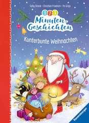 1-2-3 Minutengeschichten: Kunterbunte Weihnachten - Bild 1 - Klicken zum Vergößern