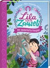 Lila und Zausel, Band 1: Der zauberhafte Ponyhof - Bild 2 - Klicken zum Vergößern