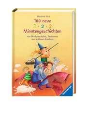 100 neue 1-2-3 Minutengeschichten von Wolkenschafen, Zauberern und schlauen Kindern - Bild 2 - Klicken zum Vergößern