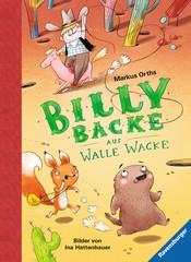 Billy Backe from Wally Wacke - image 1 - Click to Zoom