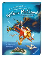 Die unglaublichen Abenteuer von Wilbur McCloud: Stürmische Jagd Bücher;Bilder- und Vorlesebücher - Bild 2 - Ravensburger