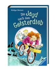 Die Jagd nach dem Geisterdieb Bücher;Kinderbücher - Bild 2 - Ravensburger