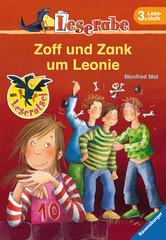 Zoff und Zank um Leonie Lernen;Leserabe Ravensburger