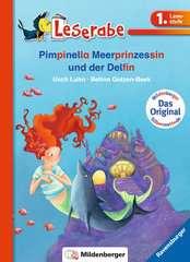 Pimpinella Meerprinzessin und der Delfin - Bild 1 - Klicken zum Vergößern