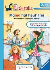 Mama hat heut  frei Lernen;Leserabe Ravensburger