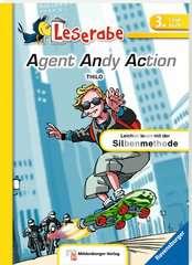 Agent Andy Action Bücher;Erstlesebücher - Bild 2 - Ravensburger
