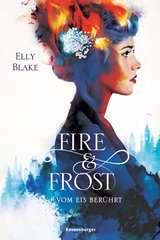 Fire & Frost, Band 1: Vom Eis berührt - Bild 1 - Klicken zum Vergößern
