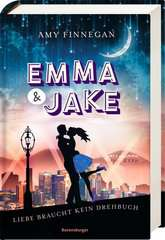 Emma & Jake. Liebe braucht kein Drehbuch - Bild 2 - Klicken zum Vergößern
