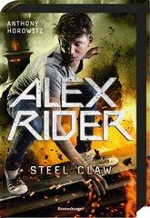 Alex Rider, Band 11: Steel Claw - Bild 2 - Klicken zum Vergößern