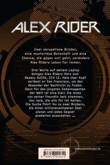 Alex Rider, Band 11: Steel Claw - Bild 3 - Klicken zum Vergößern