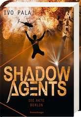 Shadow Agents, Band 2: Die Akte Berlin - Bild 2 - Klicken zum Vergößern