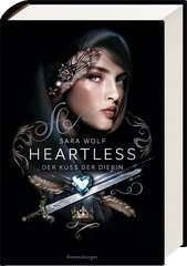 Heartless, Band 1: Der Kuss der Diebin - Bild 2 - Klicken zum Vergößern
