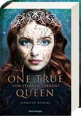 One True Queen, Band 1: Von Sternen gekrönt - Bild 2 - Klicken zum Vergößern
