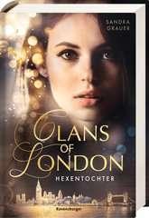 Clans of London, Band 1: Hexentochter - Bild 2 - Klicken zum Vergößern