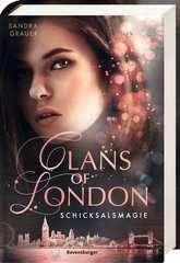 Clans of London, Band 2: Schicksalsmagie - Bild 2 - Klicken zum Vergößern