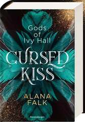 Gods of Ivy Hall (Vol. 1): Cursed Kiss - image 2 - Click to Zoom