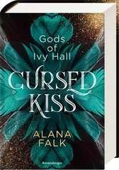 Gods of Ivy Hall, Band 1: Cursed Kiss - Bild 2 - Klicken zum Vergößern