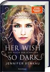Das Reich der Schatten, Band 1: Her Wish So Dark - image 2 - Click to Zoom