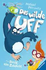 The Wild Uff (Vol. 1): The Wild Uff Looks for a Home - image 1 - Click to Zoom