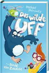The Wild Uff (Vol. 1): The Wild Uff Looks for a Home - image 2 - Click to Zoom