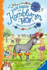 Wir Kinder vom Kornblumenhof, Band 2: Zwei Esel im Schwimmbad - Bild 1 - Klicken zum Vergößern