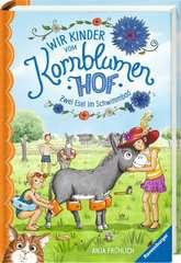 Wir Kinder vom Kornblumenhof, Band 2: Zwei Esel im Schwimmbad - Bild 2 - Klicken zum Vergößern