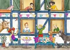Wir Kinder vom Kornblumenhof, Band 2: Zwei Esel im Schwimmbad - Bild 4 - Klicken zum Vergößern