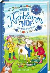 We Kids of Cornflower Farm (Vol. 4): A Goat at School - image 2 - Click to Zoom