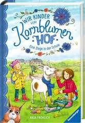 Wir Kinder vom Kornblumenhof, Band 4: Eine Ziege in der Schule - Bild 2 - Klicken zum Vergößern