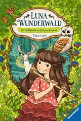 Luna Wunderwald (Vol. 1): A Key in an Owl's Beak - image 1 - Click to Zoom