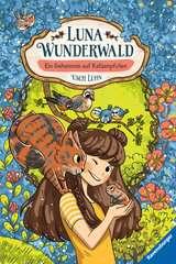 Luna Wunderwald, Band 2: Ein Geheimnis auf Katzenpfoten - Bild 1 - Klicken zum Vergößern