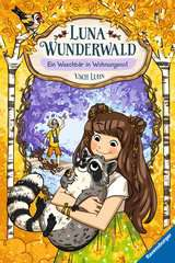 Luna Wunderwald (Vol. 3): Raccoons in Search of a Home - image 1 - Click to Zoom
