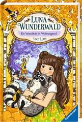 Luna Wunderwald (Vol. 3): Raccoons in Search of a Home - image 2 - Click to Zoom