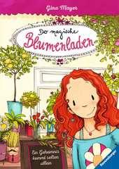 Der magische Blumenladen, Band 1: Ein Geheimnis kommt selten allein Bücher;Kinderbücher - Bild 1 - Ravensburger