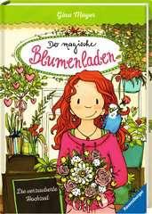 Der magische Blumenladen, Band 5: Die verzauberte Hochzeit - Bild 2 - Klicken zum Vergößern
