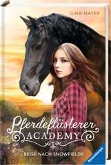 Horse Whisperer Academy (Vol. 1): The Journey to Snowfields - image 2 - Click to Zoom