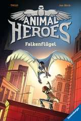 Animal Heroes (Vol. 1): Falcon Wings - image 1 - Click to Zoom